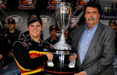 NASCAR K&N Pro East Series: Max Gresham é o Campeão de 2011