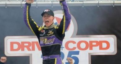 NASCAR K&N Pro Series East: Dylan Kwasniewski vence na abertura da temporada em Bristol