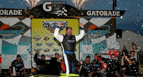 NASCAR K&N Pro Series West: Greg Pursley vence em Phoenix