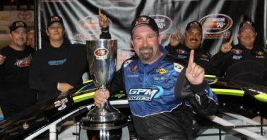 NASCAR K&N Pro West Series: Greg Pursley é o Campeão de 2011