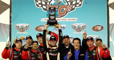 NASCAR K&N Pro Series West: Dylan Kwasniewski é o Campeão de 2012
