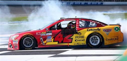 NASCAR Monster Energy Cup Series: Kyle Larson vence em Michigan