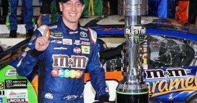 NASCAR Monster Energy Cup Series: Kyle Busch vence a All-Star Race