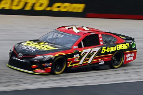 NASCAR Monster Energy Cup Series: Erik Jones marca a pole em Bristol