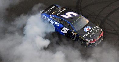 NASCAR Monster Energy Cup Series: Kasey Kane vence prova acidentada em Indianápolis