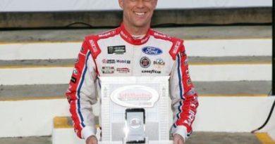NASCAR Monster Energy Cup Series: Kevin Harvick marca a pole para a Coca-Cola 600