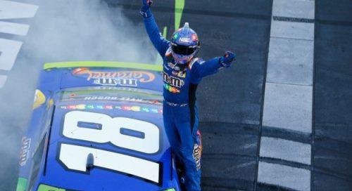 NASCAR Monster Energy Cup Series: Kyle Busch vence em New Hampshire