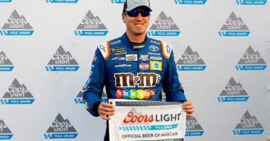 NASCAR Monster Energy Cup Series: Kyle Busch conquista a pole em New Hampshire
