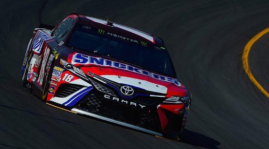 NASCAR Monster Energy Cup Series: Kyle Busch marca a pole em Kentucky