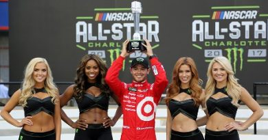 NASCAR Monster Energy Cup Series: Kyle Larson marca a pole para a All-Star Race