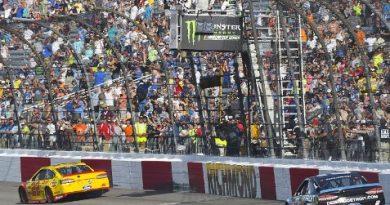 NASCAR Monster Energy Cup Series: Penske faz a dobradinha em Richmond
