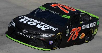NASCAR Monster Energy Cup Series: Martin Truex Jr. marca a pole em Dover