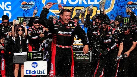 NASCAR Monster Energy Cup Series: Ryan Newman vence em Phoenix