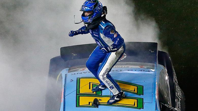NASCAR Monster Energy Cup Series: Ricky Stenhouse Jr. vence em em Daytona