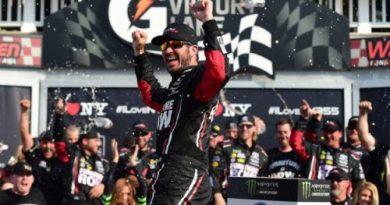 NASCAR Monster Energy Cup Series: Martin Truex Jr. vence em Watkins Glen
