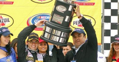 NASCAR Corona Series: Germán Quiroga é tri-campeão no México
