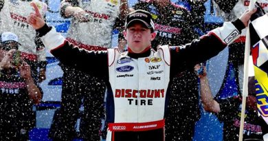 NASCAR Nationwide Series: A.J.Allmendinger vence em Mid-Ohio