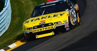 NASCAR Nationwide Series: Marcos Ambrose vence em Watkins Glen