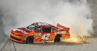 NASCAR Nationwide Series: Ryan Blaney vence em Bristol