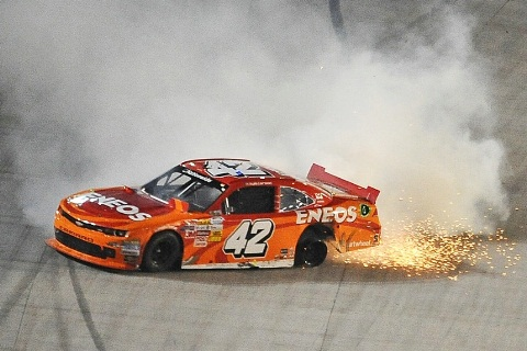 NASCAR Nationwide Series: Ryan Blaney vence em Bristol