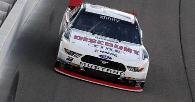 NASCAR XFINITY Series: Ryan Blaney domina etapa de Iowa