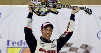 NASCAR Nationwide Series: Brad Keselowski vence em Nashville