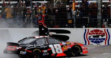 NASCAR Nationwide Series: Kyle Busch vence pela quinta vez seguida no Texas