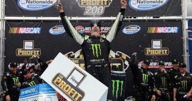 NASCAR Nationwide Series: Kyle Busch vence em New Hampshire