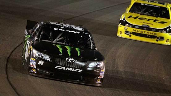 NASCAR Nationwide Series: Kyle Busch vence de ponta a ponta em Richmond