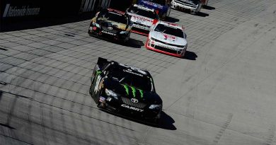 NASCAR Nationwide Series: Kyle Busch vence em Bristol