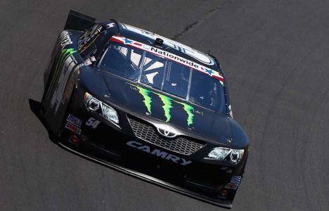 NASCAR Nationwide Series: Kyle Busch vence em Charlotte