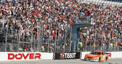 NASCAR Nationwide Series: Kyle Busch vence em Dover