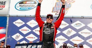NASCAR Nationwide Series: Kyle Busch faz história em New Hampshire