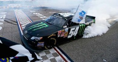 NASCAR Nationwide Series: Kyle Busch vence no Texas