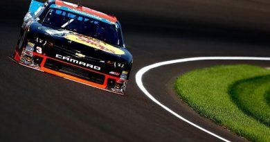 NASCAR Nationwide Series: Ty Dillon vence em Indianápolis