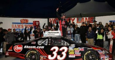 NASCAR Nationwide Series: Kevin Harvick vence em Las Vegas