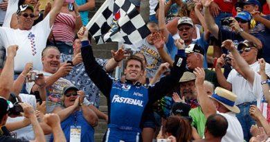 NASCAR Nationwide Series: Carl Edwards vence em Michigan