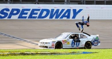 NASCAR Nationwide Series: Carl Edwards vence em Nashville
