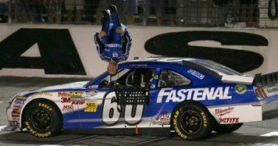 NASCAR Nationwide Series: Carl Edwards vence no Texas
