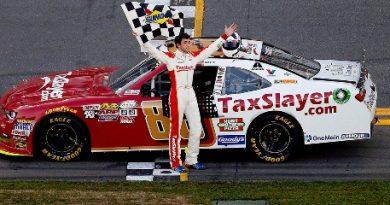 NASCAR XFINITY Series: Chase Elliot vence em Daytona