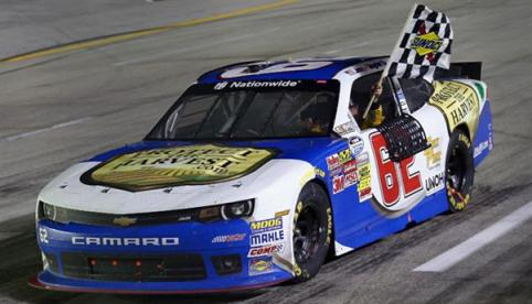 NASCAR Nationwide Series: Brendan Gaughan vence em Kentucky