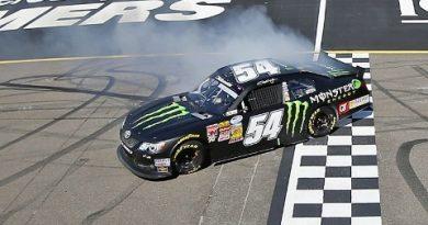 NASCAR Nationwide Series: Sam Hornish Jr. vence em Iowa