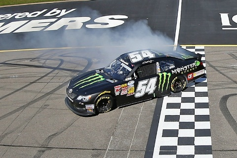 NASCAR Nationwide Series: Sam Hornish Jr. vence em Iowa