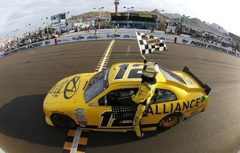 NASCAR Nationwide Series: Em Phoenix, Sam Hornish Jr. vence pela primeira vez