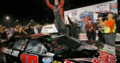 NASCAR Nationwide Series: Kyle Busch vence no O'Reilly Raceway Park