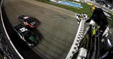 NASCAR Nationwide Series: Kurt Busch vence em Richmond