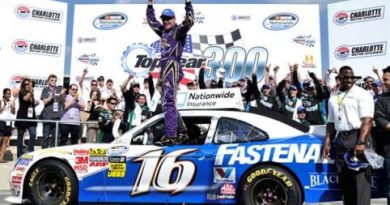 NASCAR Nationwide Series: Matt Kenseth vence em Charlotte