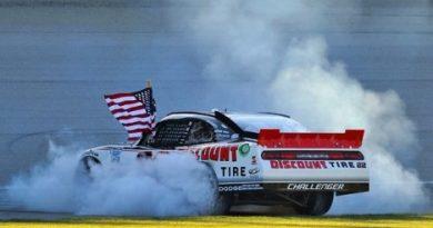 NASCAR Nationwide Series: Brad Keselowski vence em Chicago