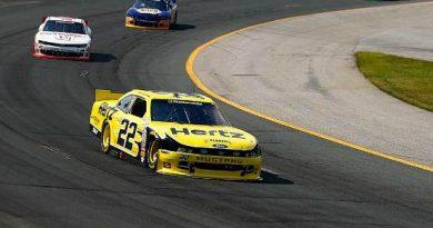 NASCAR Nationwide Series: Brad Keselowski domina em New Hampshire
