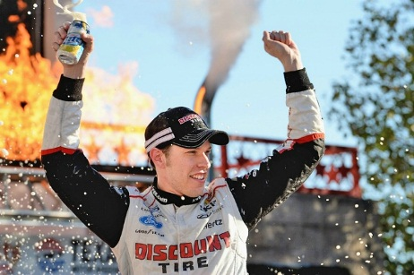 NASCAR Nationwide Series: Brad Keselowski vence no Texas